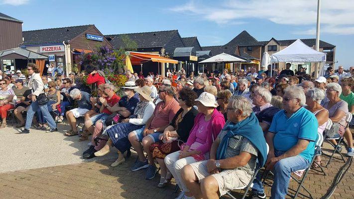 Public chants de marins 2017