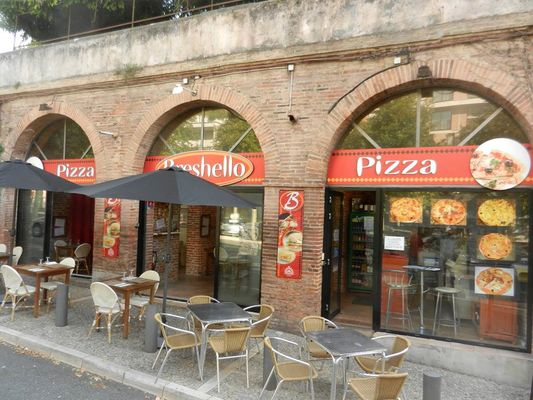 Le Breshello - pizzéria
