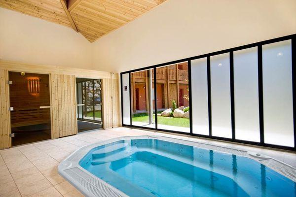 résidence lagrange confort + les chalets d'ax à ax les thermes - piscine