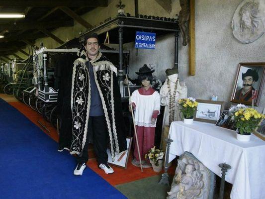 Musée du Corbillard et de l'Attelage