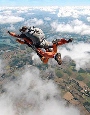 Parachutisme à Moissac