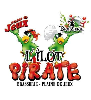 Logo l'Ilot Pirate
