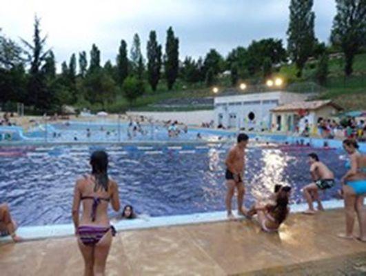 Soirée piscine et Swimrun
