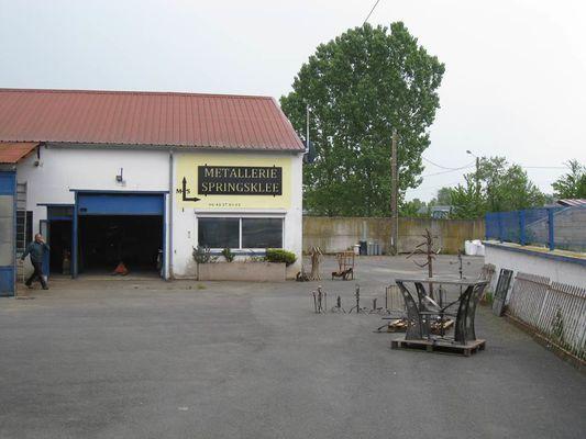 Ferronnerie d'Art et Métallerie SPRINGSKLEE