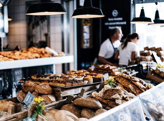 Boulangerie pâtisserie traiteur