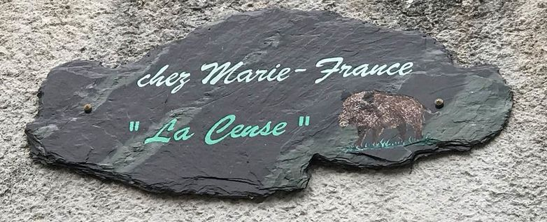 "Gîte n°467 ""LA CENSE"" – FUMAY"