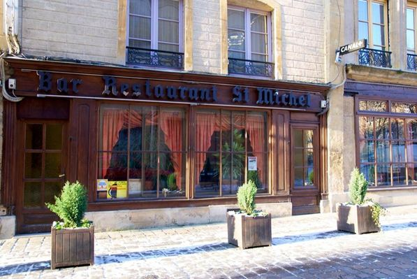"Restaurant ""Le Saint Michel"""