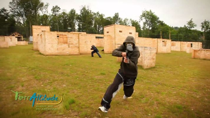 Terraltitude - Paintball