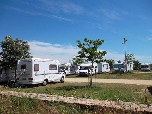 Aire de Camping-cars Erdeven Kerhillio Morbihan Sud