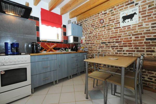 Le Soleil des Ardennes, maison écologique proche du vignoble de Champagne, prêt gratuit de vélos - Saint-Étienne-à-Arnes - Ardennes