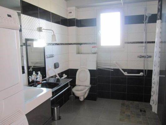 Gîte Brinchette salle de bain 2