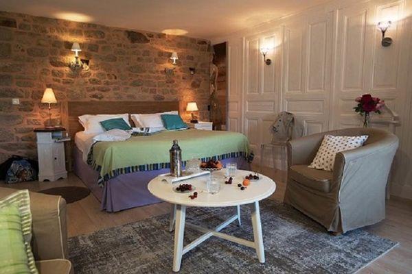 """Le clos du Mèn-Allèn"" - Chambre d'hôtes N°56G56411 – ERDEVEN – Morbihan Bretagne Sud"