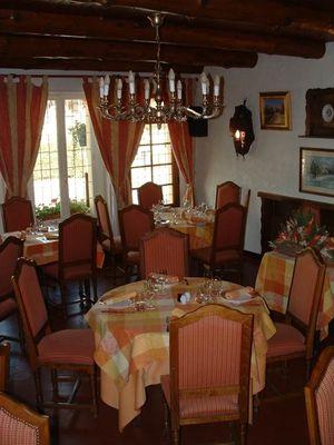 """Restaurant """"La Sapinière"""""""