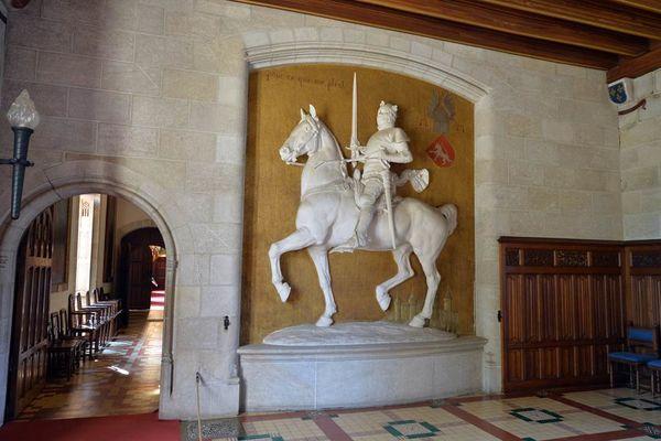 Château et parc de Josselin - Morbihan Bretagne Sud 6