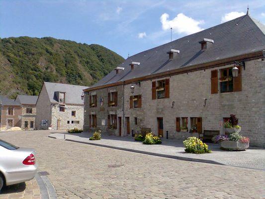 mairie de chooz
