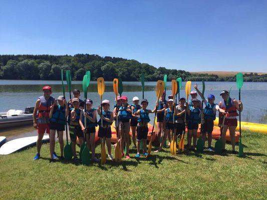 Canoe - Familles rurales