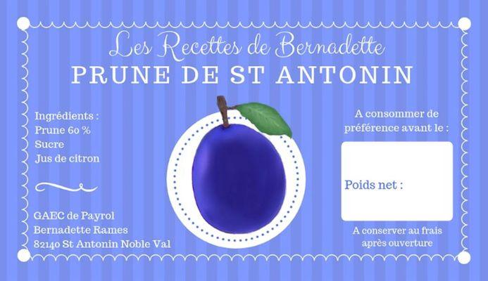 Les recettes de Bernadette