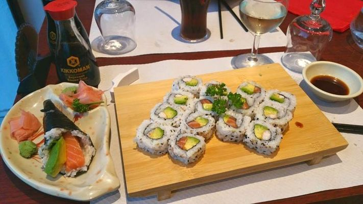 Le Sushido Restaurant Japonais Montauban Tarn-et-Garonne
