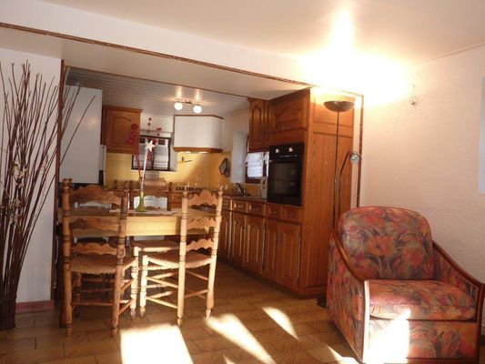 appartement 5 personnes à Luzenac