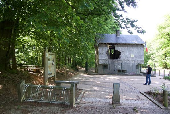 Maison Forte de Saint Menges