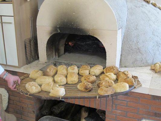 four à pain