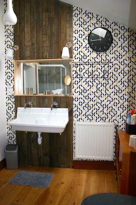 Gîte n°420 - salle d'eau