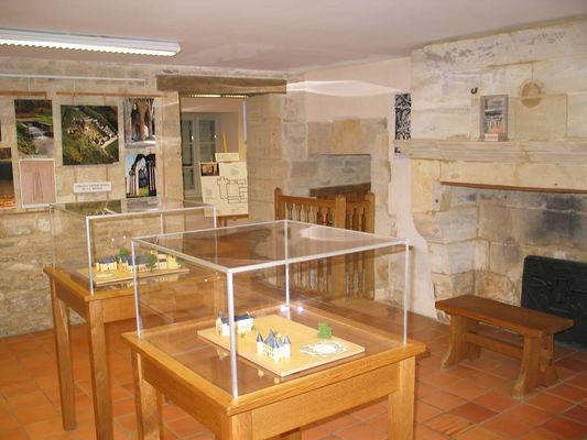 exposition abbaye d'elan