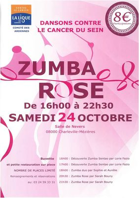 Zumba rose