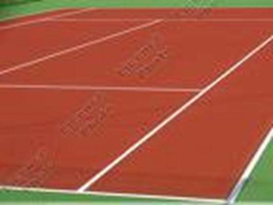 Cours de tennis de Givet