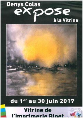 Exposition de denys colas rethel site officiel du for Horaire piscine rethel
