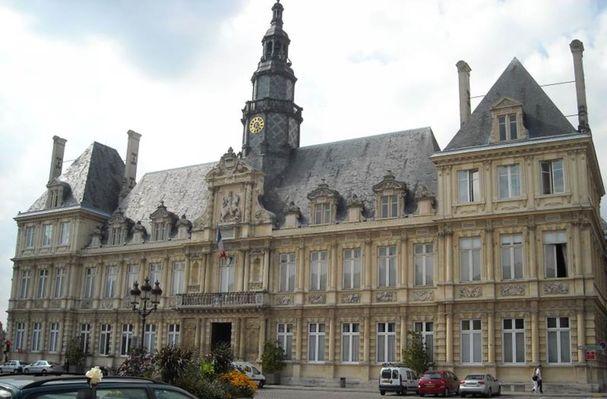 Hôtel de Ville de Reims