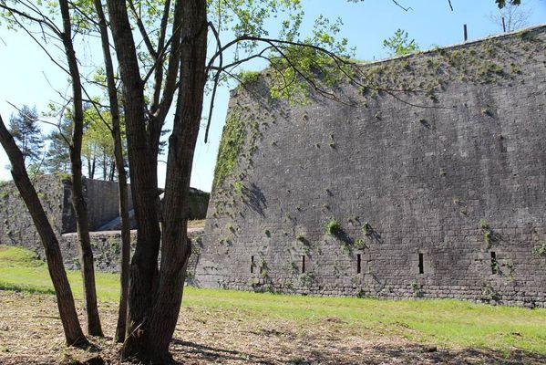 Le fort Condé