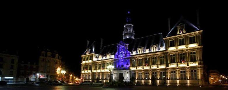 Reims-Hôtel de Ville_©Isabelle Bruyère