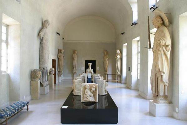 Reims-Palais du Tau-Salle du Goliath