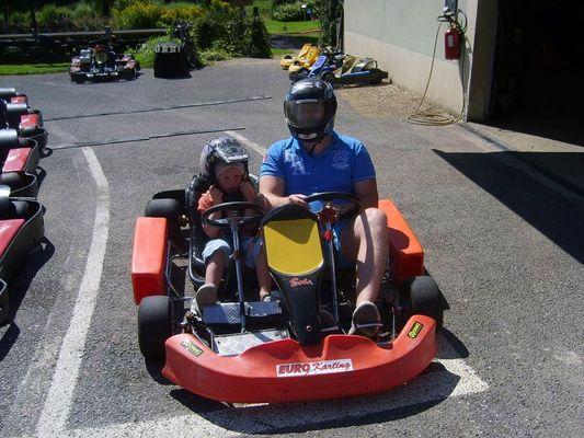 karting bi place