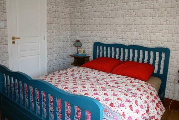 Gîte n°420 - chambre 1