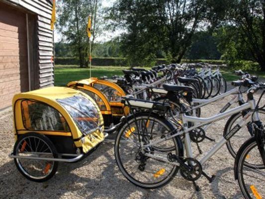 service location de vélo