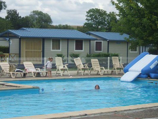 Camping Les Naïades - la piscine