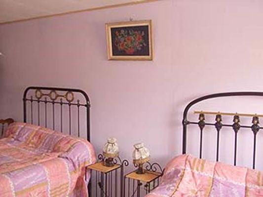 Le Bois Georges - chambre