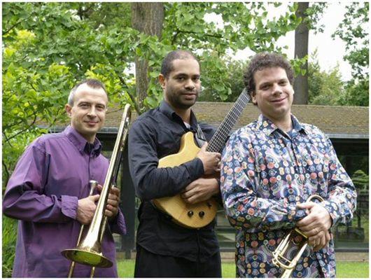 Concert Jazz: Elina Duni Quartet - 1ère partie Kornazov - Codjia - Tamisier Trio