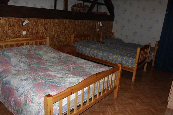 Gîte n°2174_chambre 1