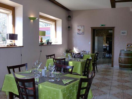 """Restaurant """"Les Romarins"""""""