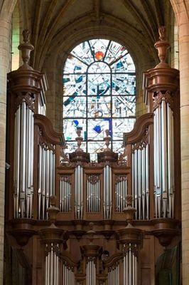 orgue basilique