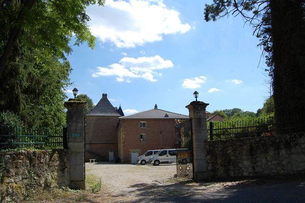 Château de Chatel-Chéhéry