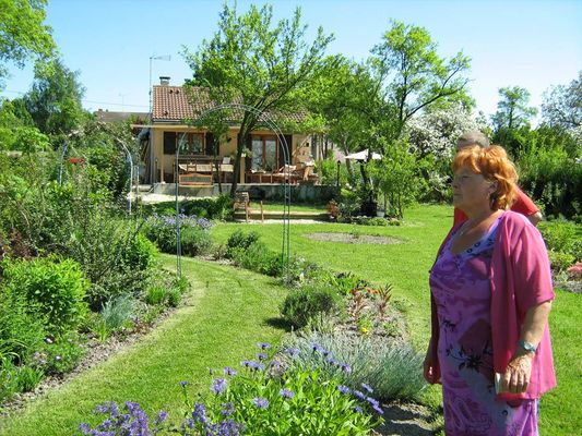 Au Jardin d'Annie
