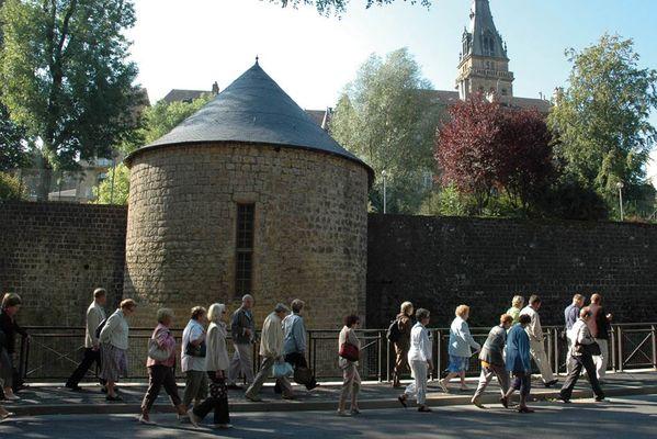 Les fortifications de Mézières