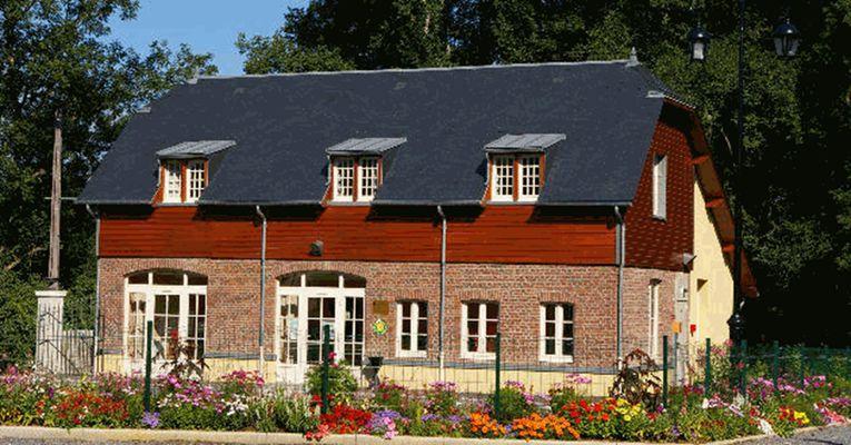 Relai VTT Mon Bijou - Givet - Ardenne - France