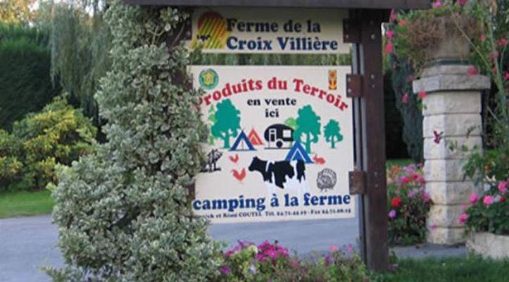 Camping de la croix villière