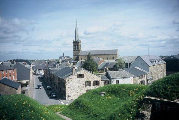 Eglise de Rocroi