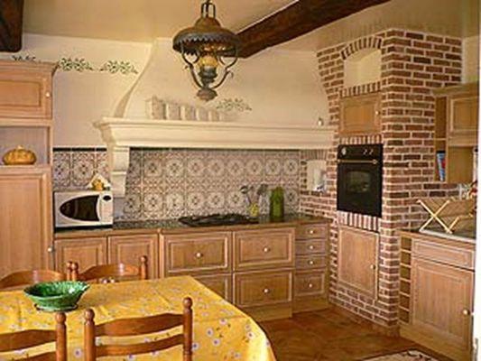 Gîe 336 - cuisine